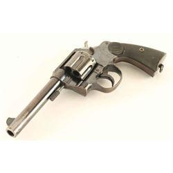 Colt New Service .455 Eley SN: 88061