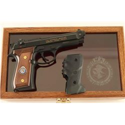 Beretta 92FS FBI National Academy #NA00612