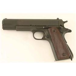 *Colt 1911A1 .45 ACP SN: 829488