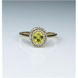 "Gorgeous Designer Ring by 'KRISTINA"""