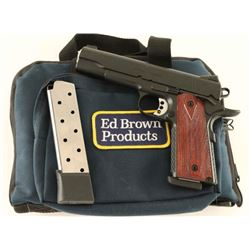 Ed Brown Special Forces .45 ACP SN: 11498