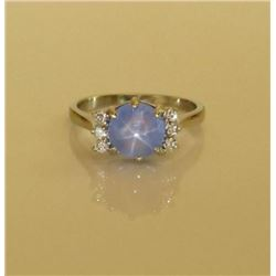 Lovely Sapphire Ring