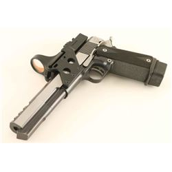 Custom Race Pistol .38 Super SN: WF3151