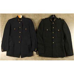 Royal Artillery Service Dress Uniform Coats