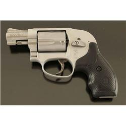 Smith & Wesson 638-3 .38 Spl SN: CMU5042