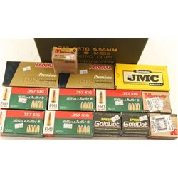Lot of 357 Ammo