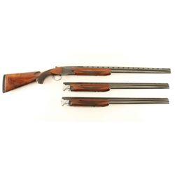*Winchester 101 .410/28/20 Three Barrel Set
