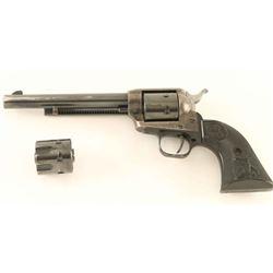 Colt Peacemaker .22 LR/.22 Mag SN: G107127