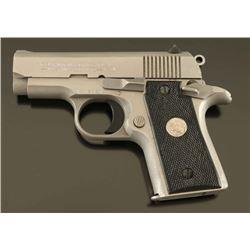 Colt Mustang .380 ACP SN: MS02351