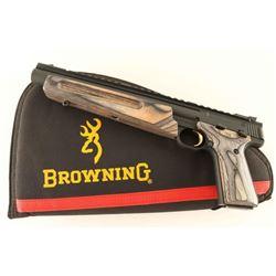 Browning Buck Mark .22 LR SN: 515ZP15715
