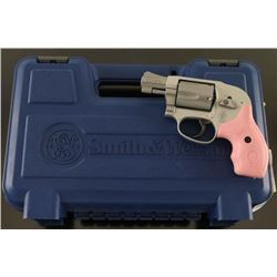 Smith & Wesson 638-3 .38 Spl SN: CST3282