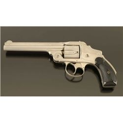 Smith & Wesson .38 Safety Hammerless #41044