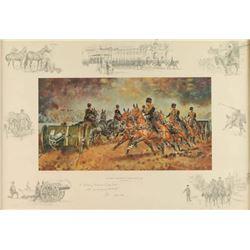 Royal Horse Artillery Print