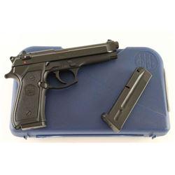 Beretta 92FS 9mm SN: A025064Z