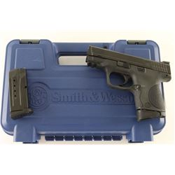 Smith & Wesson M&P 9C 9mm SN: HPF0327