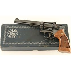 Smith & Wesson 14-3 SAO .38 Spl SN: 6K46719