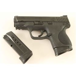Smith & Wesson M&P 9C 9mm SN: DTZ7217