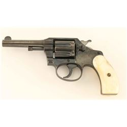 Colt Pocket Positive .32 Police SN: 131281