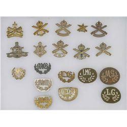 Military Badges & Cap Badges