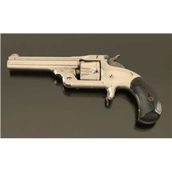 Smith & Wesson .32 Single Action SN: 75750