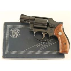Smith & Wesson Pre 40 .38 Spl SN: 6119