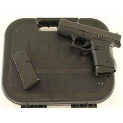 Glock 43 9mm SN: ZBU213