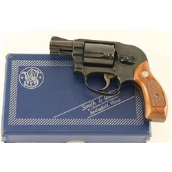 Smith & Wesson 49 .38 Spl SN: J835620
