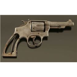 Smith & Wesson .32-20 Hand Ejector SN 22937