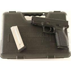 Springfield XD-9 9mm SN: US869351