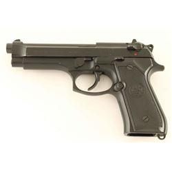 Beretta 92F 9mm SN: C50809Z