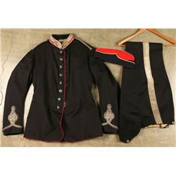 Royal Devon Yeominary Uniform