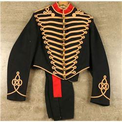 Royal Horse Artillery Uniform