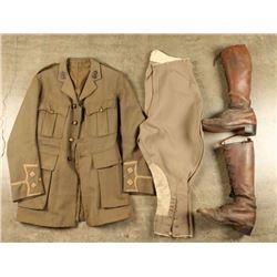 Royal Artillery Lieutenants Uniform