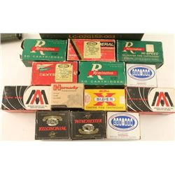 Large Lot of Misc Ammo