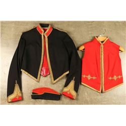 Royal Artillery Majors Uniform
