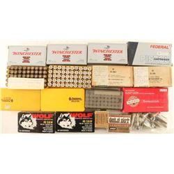 Lot of Pistol Ammo