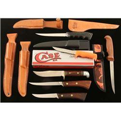 Lot of 6 Knives