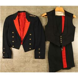Royal Artillery Captain's Mess Dress Jacket