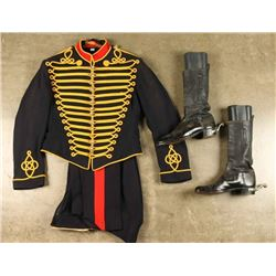 British Royal Horse Artillery Uniform
