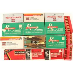 Lot of Rifle Ammo