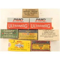 Lot of 38cal Ammo