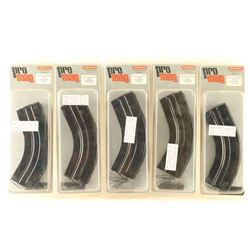 Lot of 5 AR-15 Mags