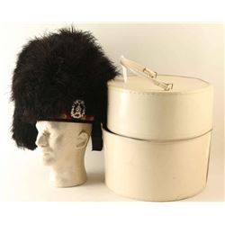 92nd Highland Regiment Feather Bonnet