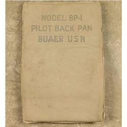 USN Back Pad