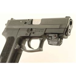 Sig Sauer SP2022 9mm SN: SP0230195