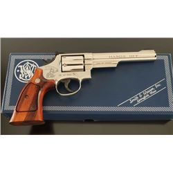 "Smith & Wesson 19-6 ""Hands Off"" .357 Mag"