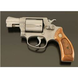 Smith & Wesson 60 .38 Spl SN: ANS8425