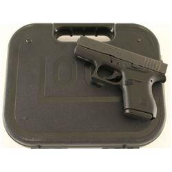 Glock 43 9mm SN: ABTE190