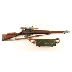 *Enfield No 4 Mk 1 Trails/Sniper Rifle .303 Cal