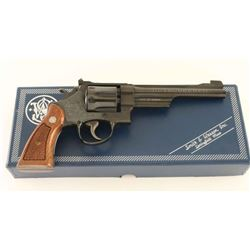 "Smith & Wesson 27-5 ""Outnumbered"" .357 Mag"